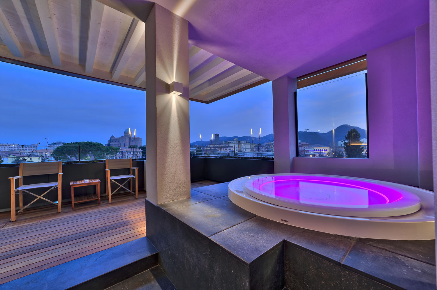 Celebration package for Two in Vital SPA Suite