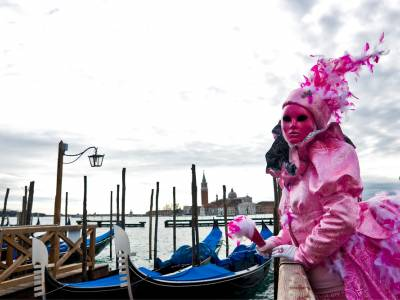 The Carnival of Venice has never been so close!