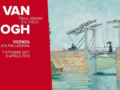 "Exhibition ""Van Gogh. Between the Wheat Fields and the Sky"""