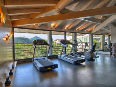 """Fit54"" panorama Fitness-room!"