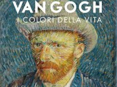 Van Gogh, The colors of life