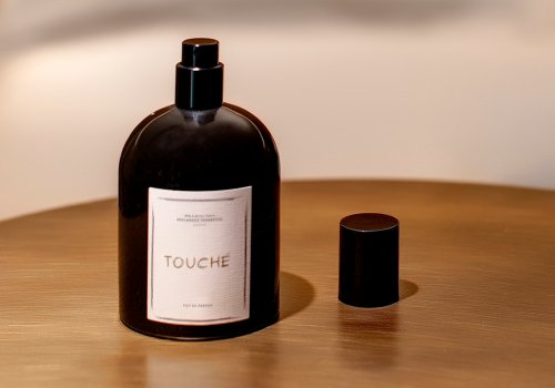 Touché – The frangrance you breathe at the Hotel Esplanade Tergesteo