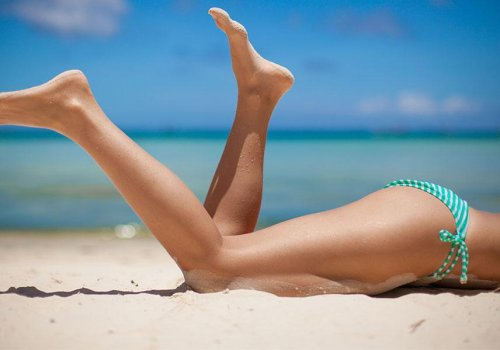 Caribbean sand on your skin: try our Softness body peeling from Ligne St. Barth