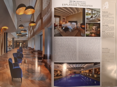 2020 Giugno -  The Best Hotels Magazine Special Edition n°44