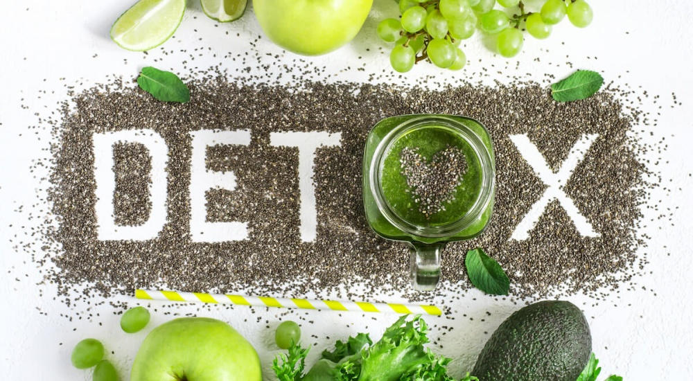 DETOX is the keyword!